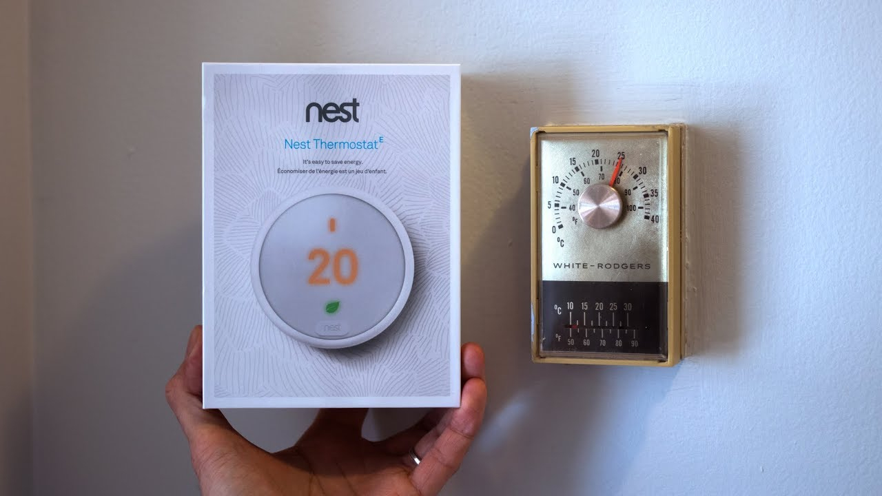 Admirable Nest Thermostat E Install Replacing Old 2 Wire Thermostat Check Wiring Cloud Vieworaidewilluminateatxorg