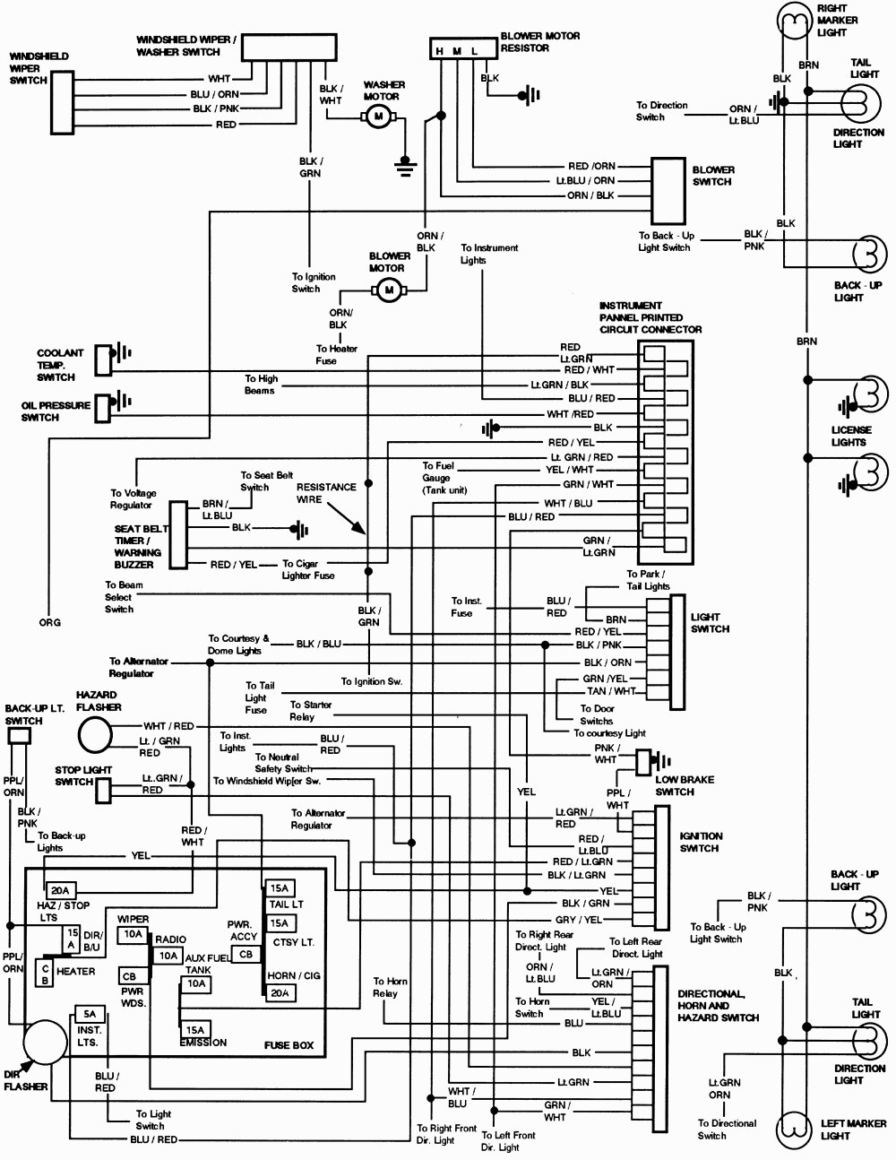 1996 Ford F800 Wiring Diagram - 1997 Ford Truck Radio ...