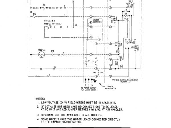 Swell Trane Contactor Wiring Diagrams Trane Furnace Wiring Diagram Trane Wiring Cloud Onicaxeromohammedshrineorg