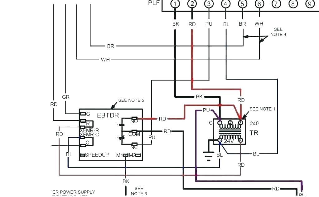 furnace blower motor relay wiring two phase wiring diagram
