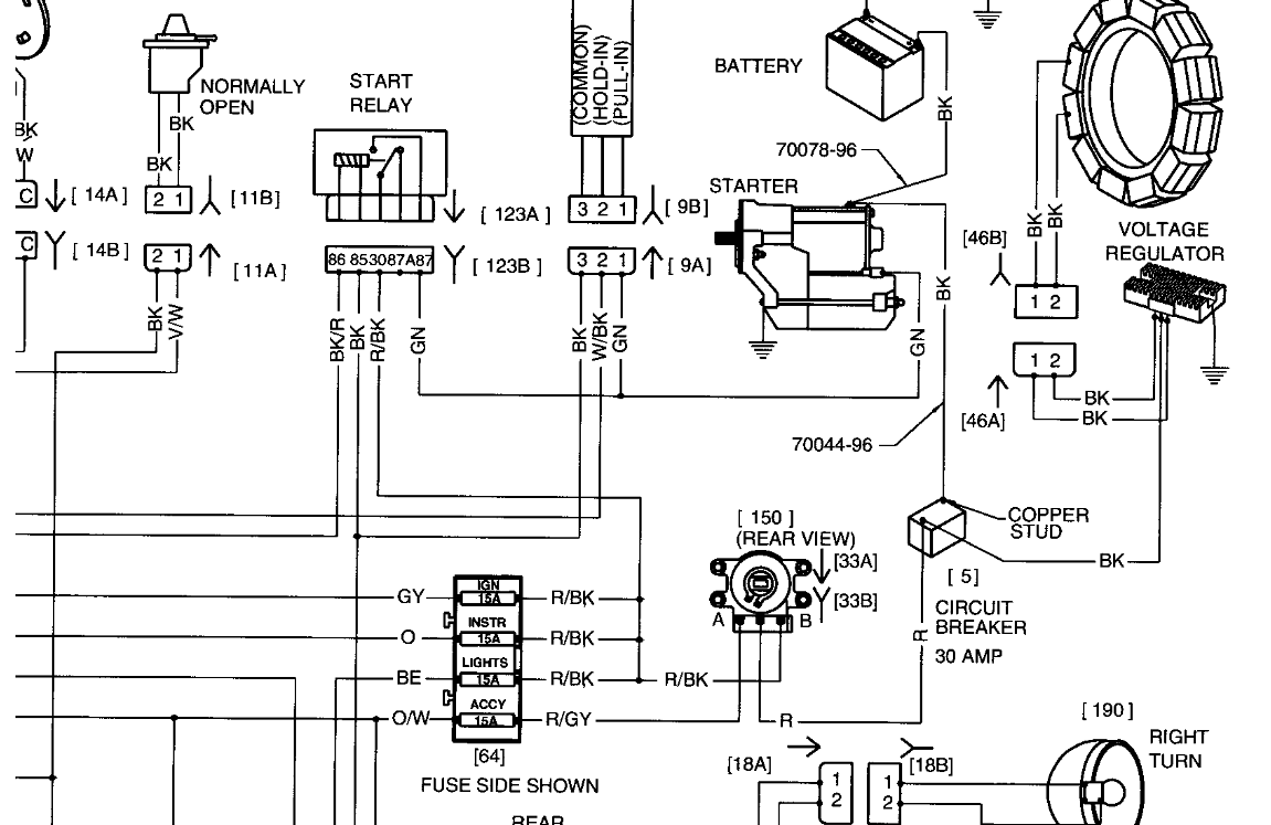 [FPER_4992]  99 Softail Wiring Diagram 1999 Honda Cr V Radio Wiring Diagram -  srd04actuator.jambu.astrea-construction.fr | Wire Schematic 99 Heritage Softail |  | ASTREA CONSTRUCTION