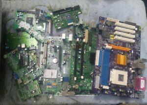 Superb 000 23 Pounds Motherboards Computer Cards Green Boards Scrap Gold Wiring Cloud Filiciilluminateatxorg