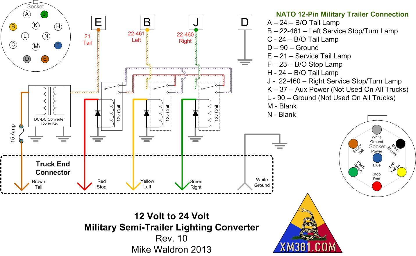 Hz 9491 Caravan Wiring Diagrams 12 Volt Download Diagram