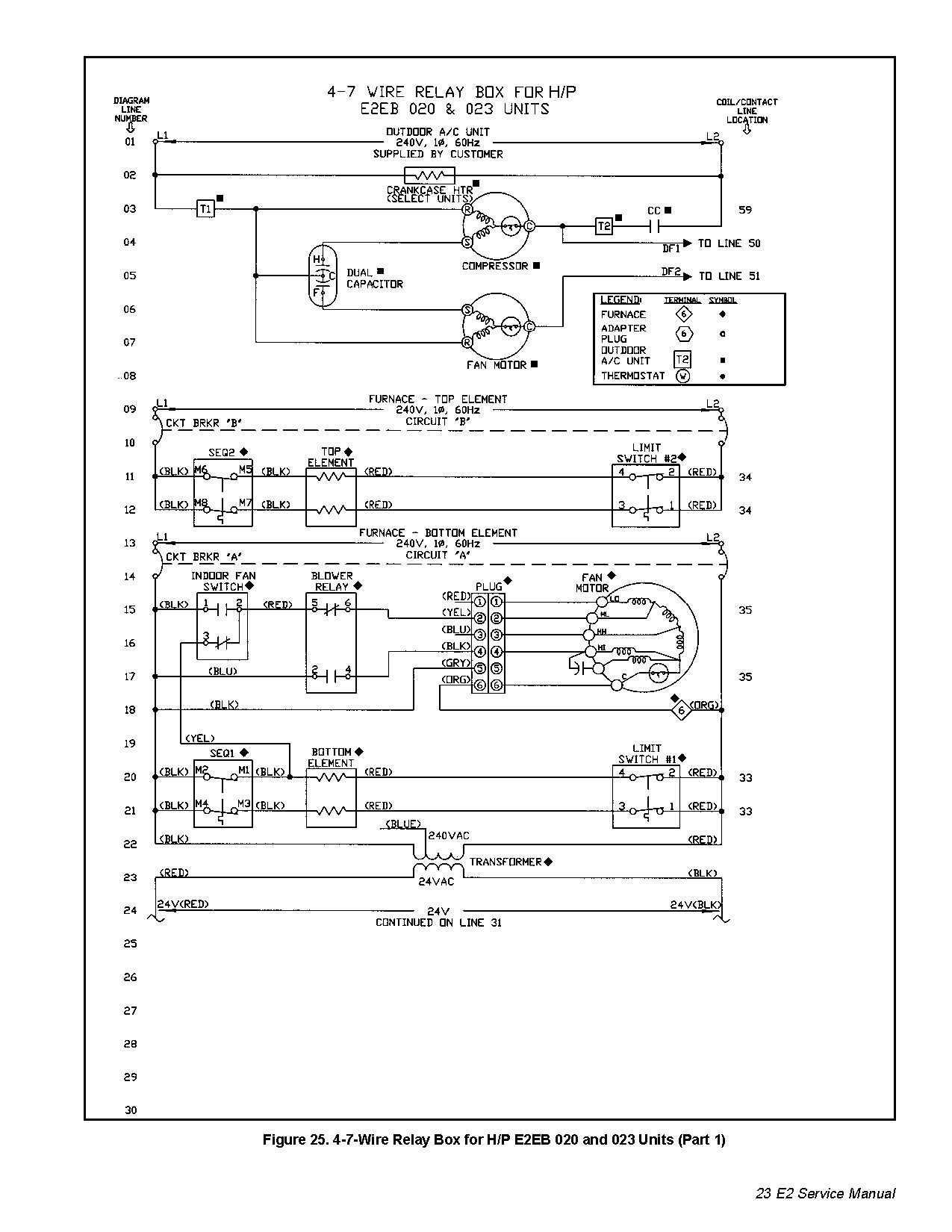 KX_4419] Wiring Diagram Intertherm E3Eb 015H Schematic Wiring