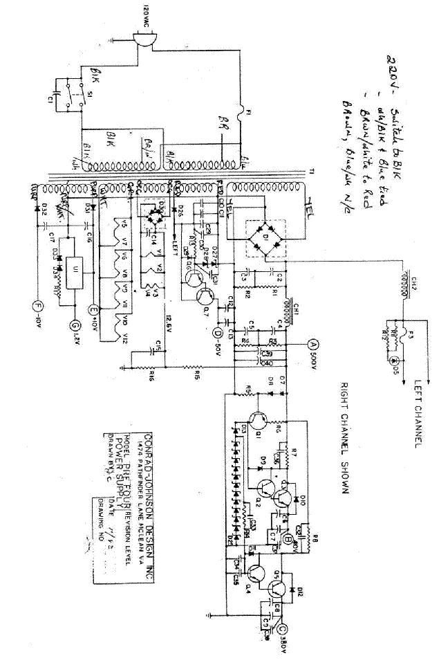 Dk 6168  Premier Amp Schematic Wiring Diagram