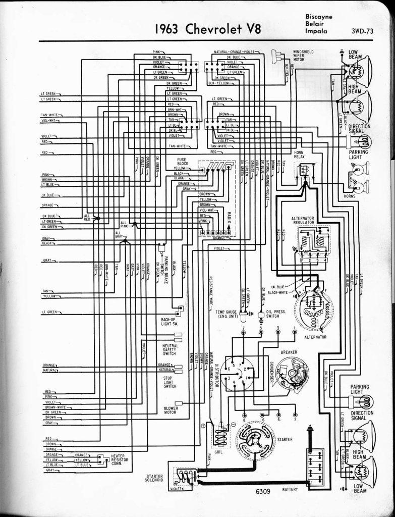 Vg 9875 1963 Gmc Wiring Diagram Free