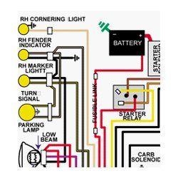 motor starter wiring diagram 1970 torino vv 1758  main wiring diagram 1968 torino gt schematic wiring  main wiring diagram 1968 torino gt