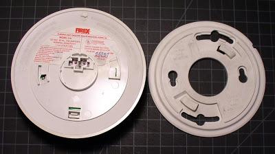 RT_9921] Smoke Detector Firex 120 1072B Wiring Diagram Schematic Wiring