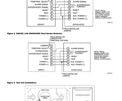 Vx 8105 System Sensor Smoke Detector Wiring Diagram Schematic Wiring