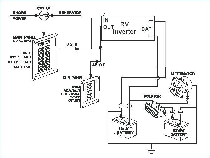 Tw 2236 50 Amp Rv Panel Wiring Diagram Schematic Wiring