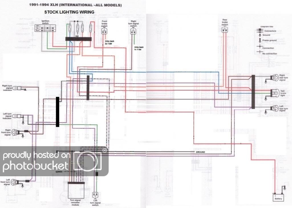 1994 Harley Softail Wiring Diagram