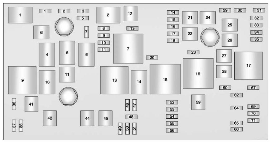 Fine Buick Lacrosse Fuse Box Diagram Today Diagram Data Schema Wiring Cloud Orsalboapumohammedshrineorg