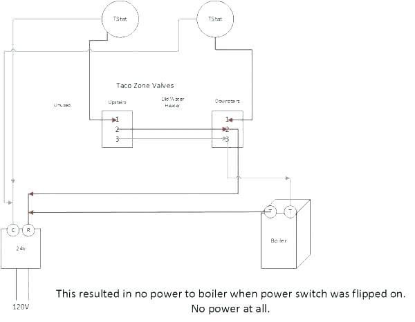 Taco Powerhead Wiring Diagram