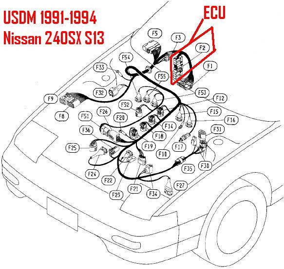 OW_4584] Sr20De Wiring Harness Diagram Additionally S14 Sr20Det Wiring  Diagram Wiring DiagramCran Trofu Pead Phae Mohammedshrine Librar Wiring 101