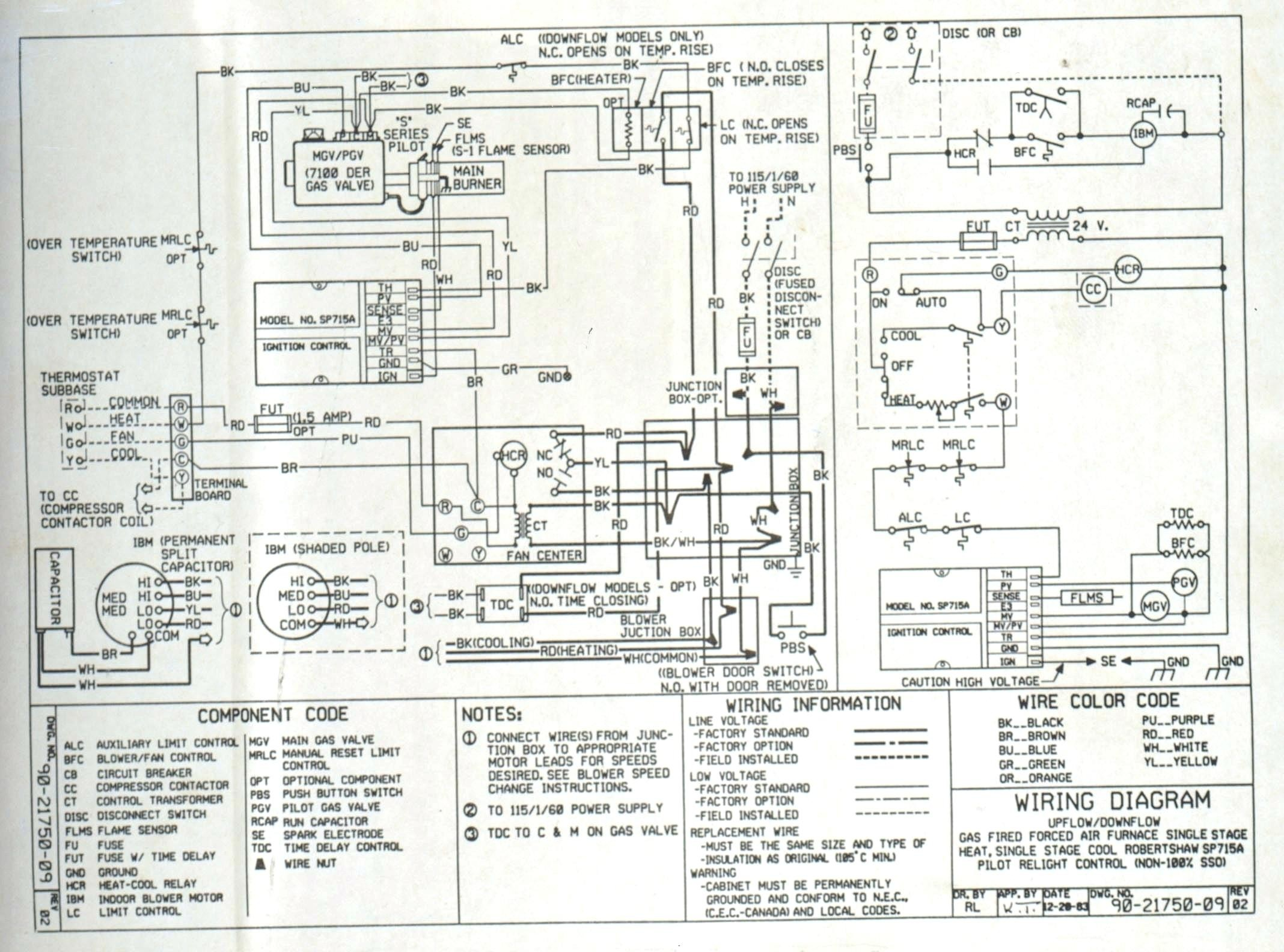 Ks 5264 Honeywell Gas Valve Wiring Diagram Free Diagram