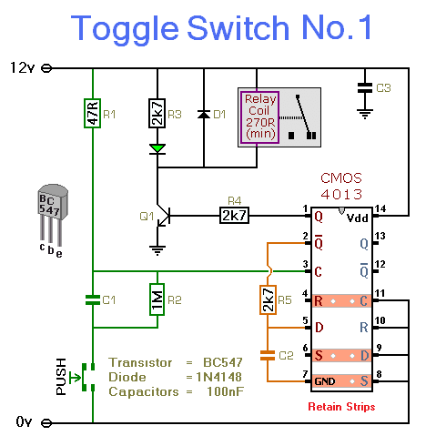 Awesome Toggle Switch No 1 Cmos 4013 Wiring Cloud Xempagosophoxytasticioscodnessplanboapumohammedshrineorg