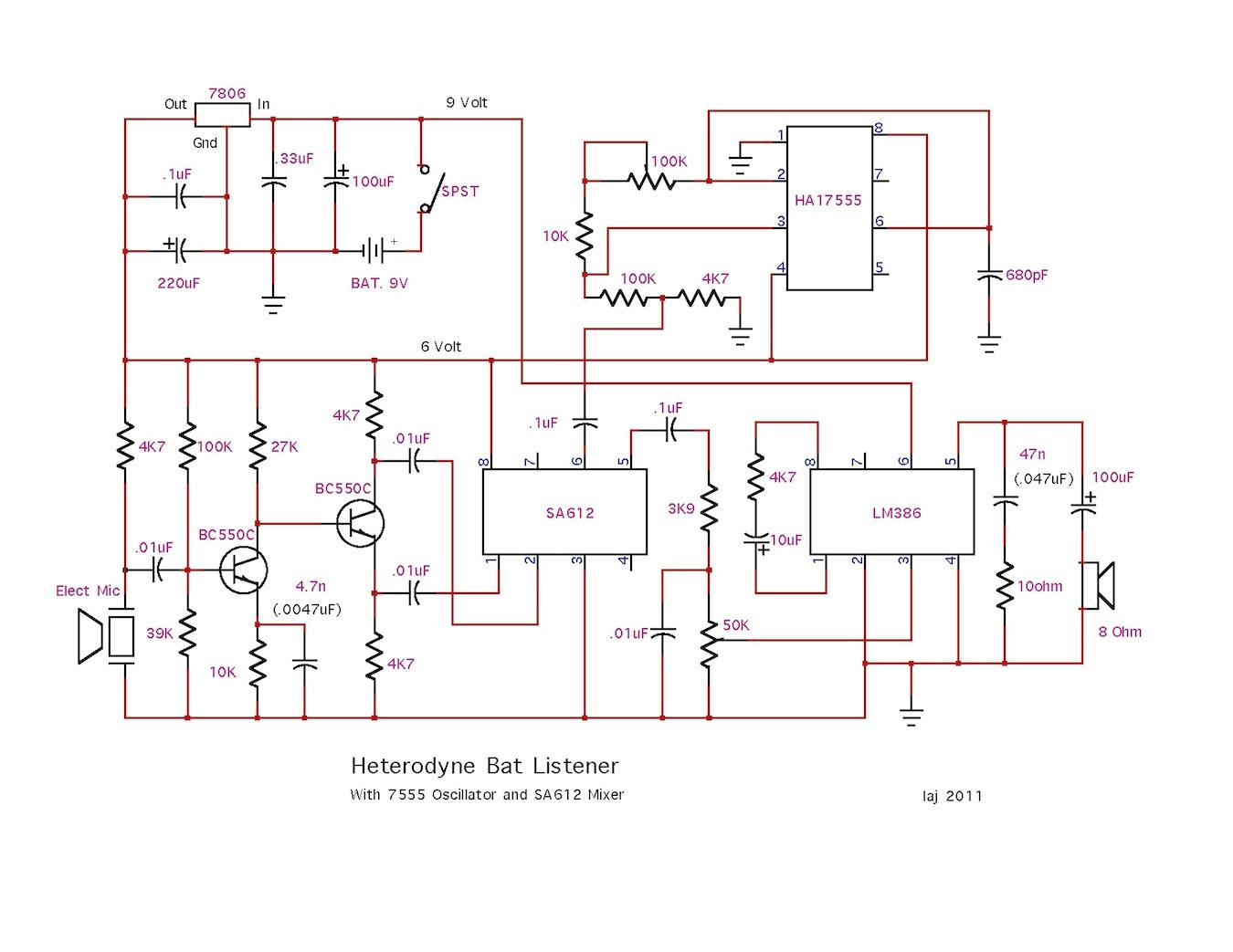 DM_5990] Bat Detector Schematics Bat Detector As Well Free DiagramPhae Birdem Kicep Faun Dict Iness Bedr Phae Mohammedshrine Librar Wiring 101