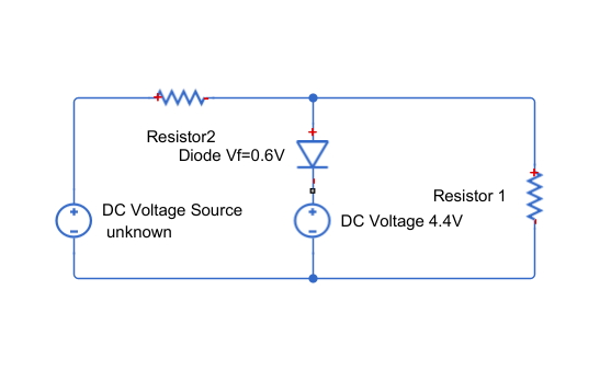 Excellent Batteries Does A Voltage Source Diode In A Circuit Act As An Open Wiring Cloud Cranvenetmohammedshrineorg