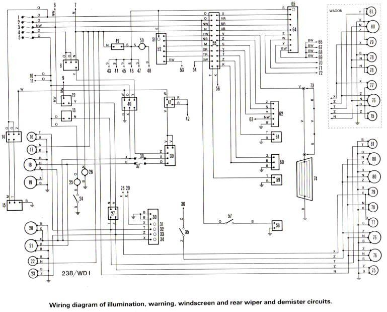 Wiring Diagram Vk Dash