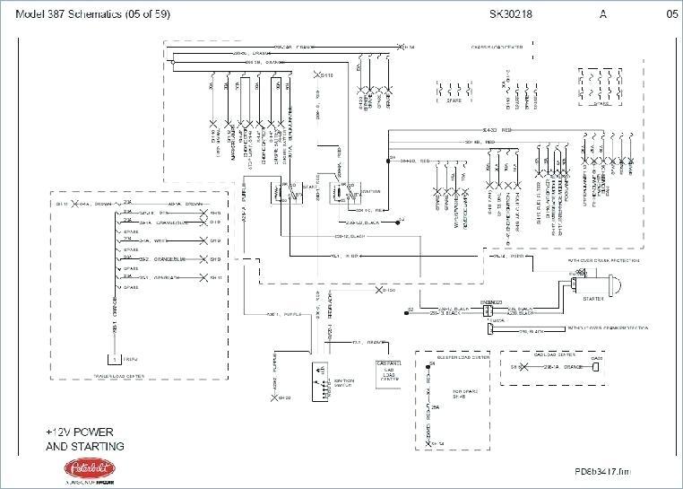 Sh 0256  Peterbilt Wire Schematics Wiring Diagram