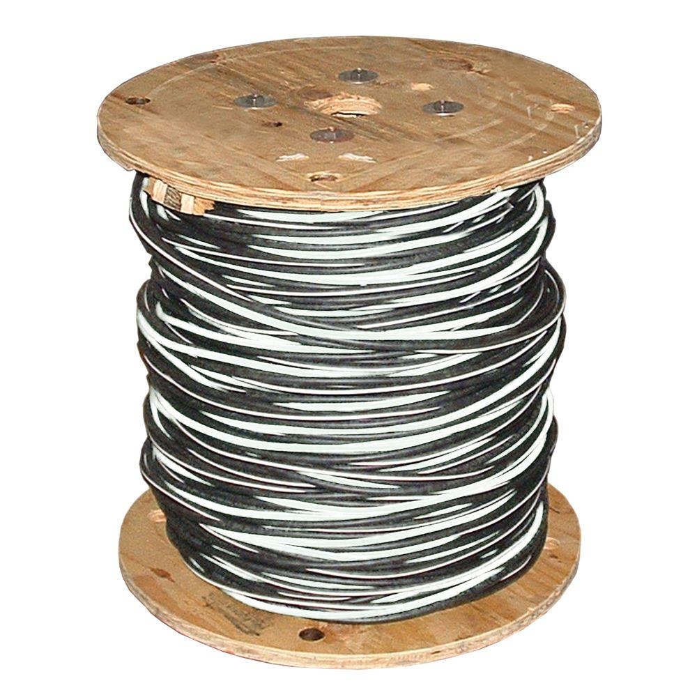 Fabulous Southwire 500 Ft 4 0 4 0 2 0 Black Stranded Al Sweetbriar Urd Cable Wiring Cloud Faunaidewilluminateatxorg