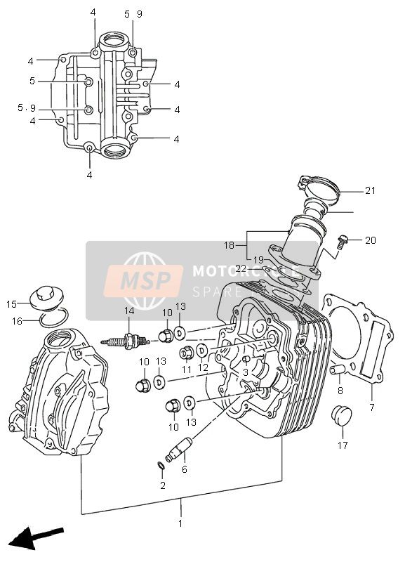 1999 Suzuki King Quad 300 Wiring Diagram