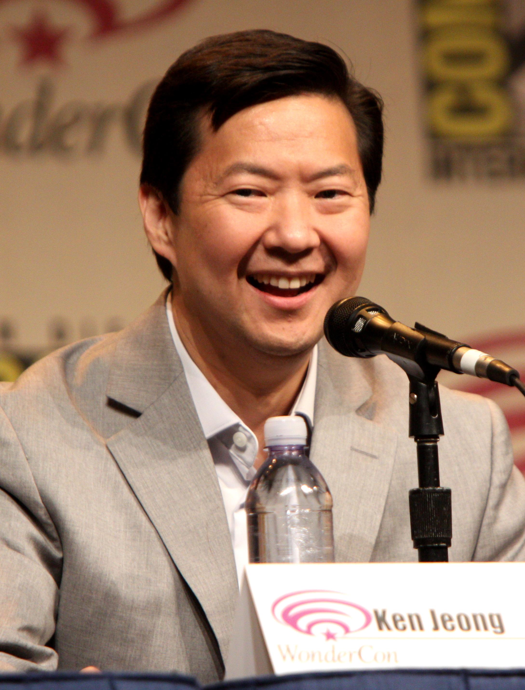 Pleasing Ken Jeong Wikipedia Wiring Cloud Waroletkolfr09Org