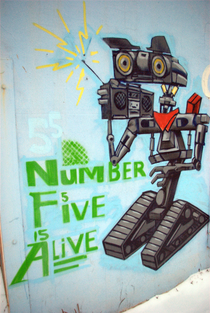 Incredible The Worlds Best Photos Of Graffiti And Johnny5 Flickr Hive Mind Wiring Cloud Ymoonsalvmohammedshrineorg