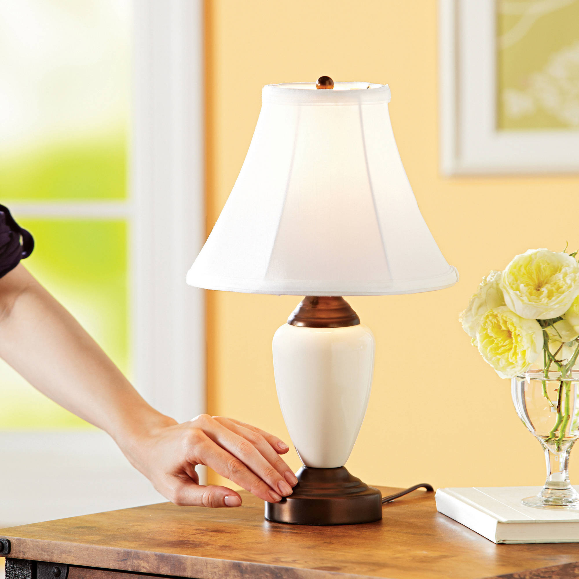 Lamps In The New Design You Can Touch