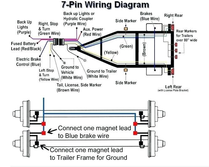 Df 1127 Pin Flat Trailer Plug Wiring Diagram Pin Trailer Wiring Diagram 7 Download Diagram
