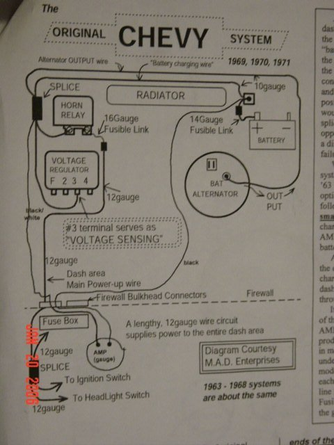 1970 Chevelle Alternator Wiring Diagram Wiring Diagrams Element Element Miglioribanche It