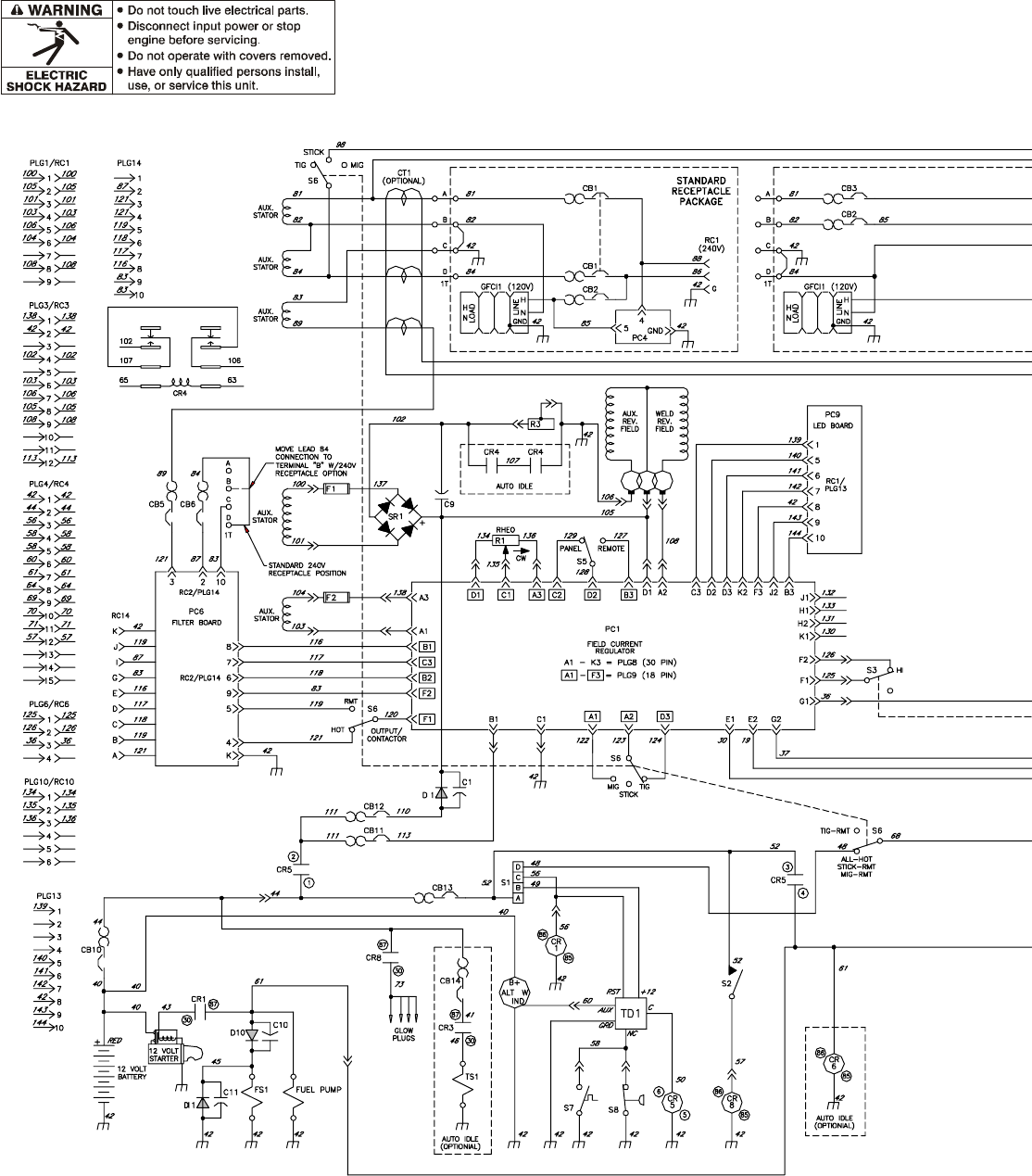 Sa 200 Welder Wiring Diagram
