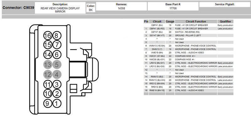 150 Backup Camera Wiring Diagram 2011 Ford Escape Wiring Diagram Explore Explore Graniantichiumbri It