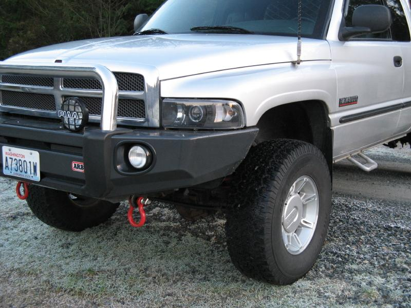 1998 Dodge Ram Accessories