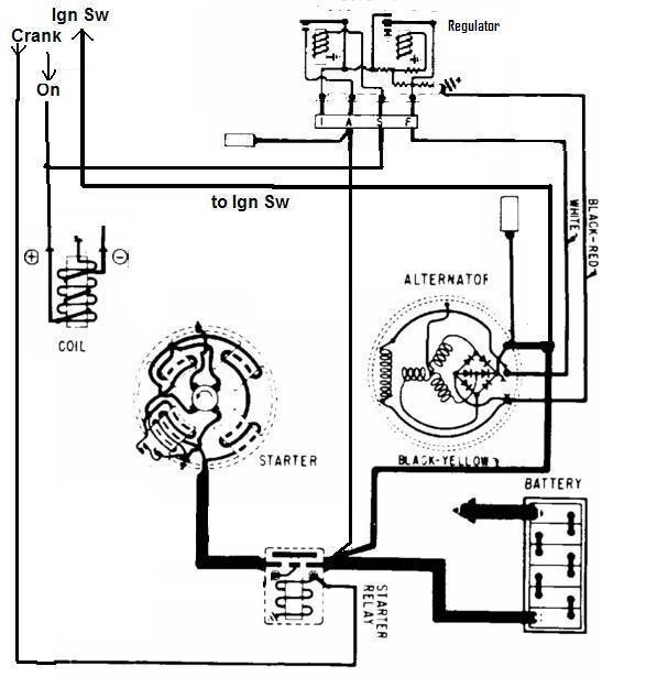 65 mustang voltage regulator wiring | acoustics-connection wiring diagram  number - acoustics-connection.garbobar.it  garbo bar