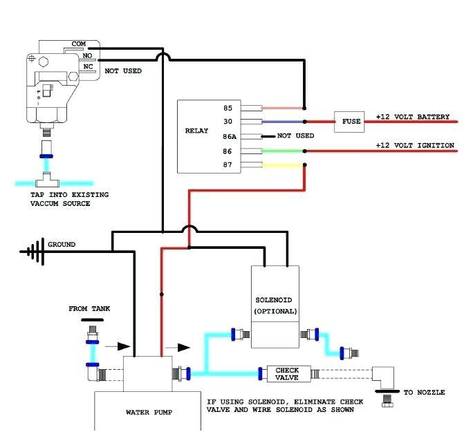 Pressure Tank Switch Wiring Diagram