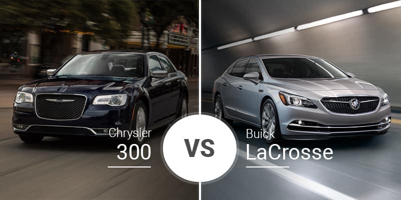 Sensational Chrysler 300 Vs Buick Lacrosse Wiring Cloud Genionhyedimohammedshrineorg