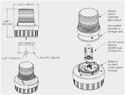 na4211 federal signal lightbar wiring diagram free diagram