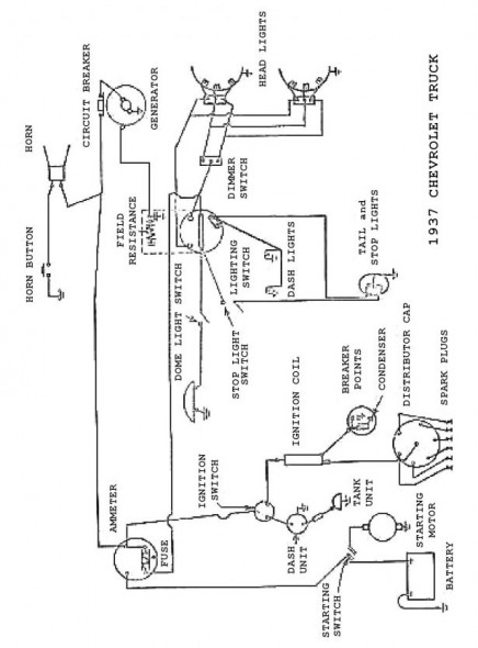 Eb 1067  Wiring For 1951 Ford Car Download Diagram