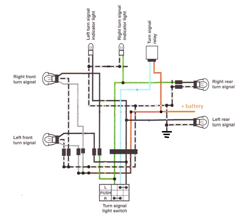 Suzuki Savage Wiring Diagram