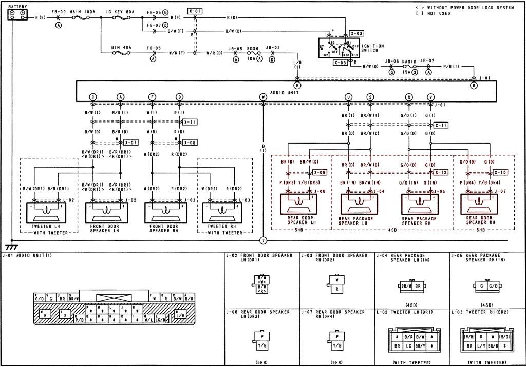 Incredible Mazda Alternator Wiring Diagram Basic Electronics Wiring Diagram Wiring Cloud Dulfrecoveryedborg