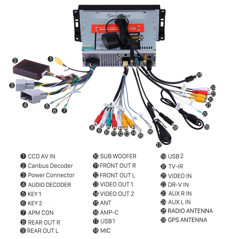 Rh 6732 2010 Jeep Patriot Stereo Wiring Harness Free Diagram