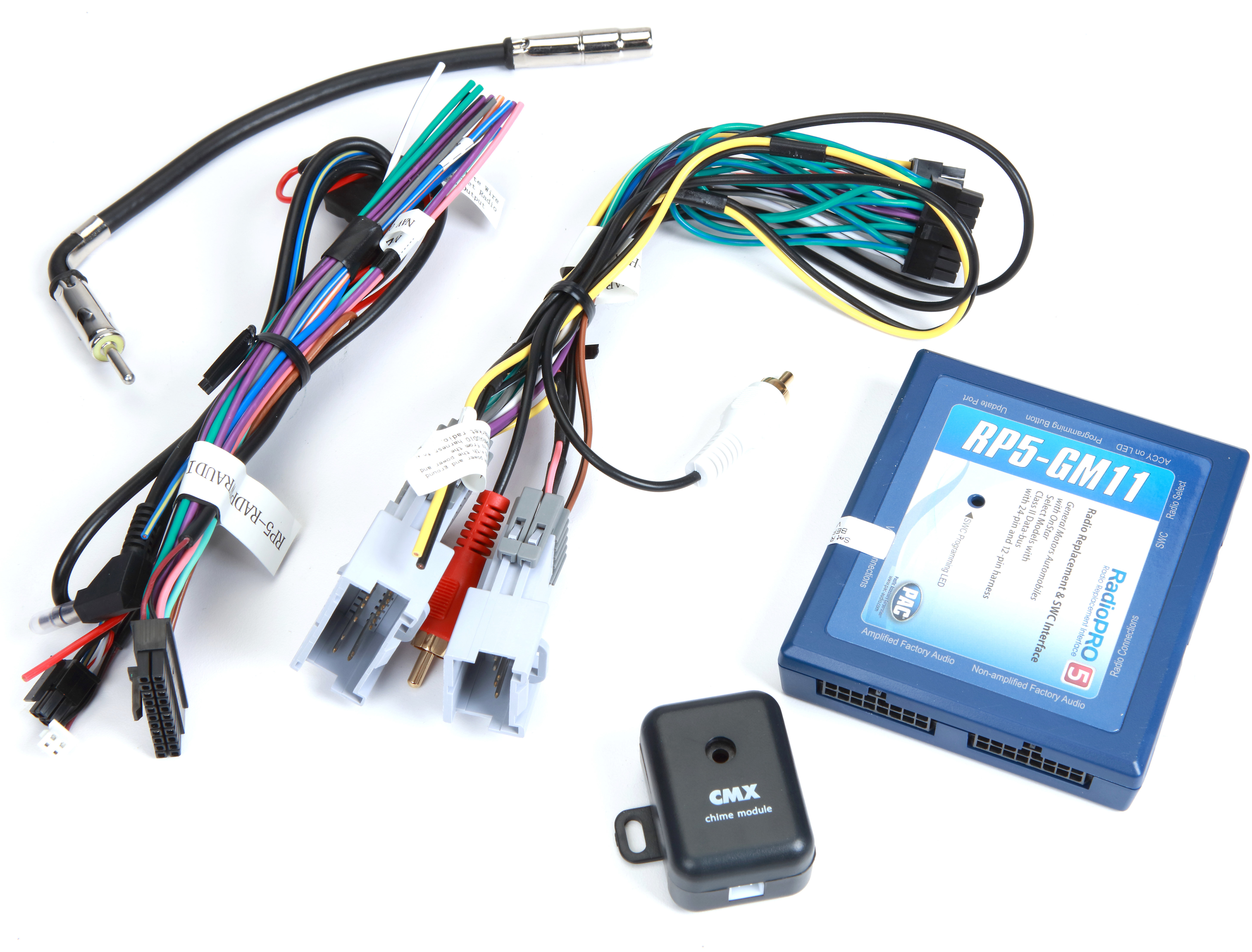 Tremendous Pac Rp5 Gm11 Wiring Interface Connect A New Car Stereo And Retain Wiring Cloud Staixaidewilluminateatxorg