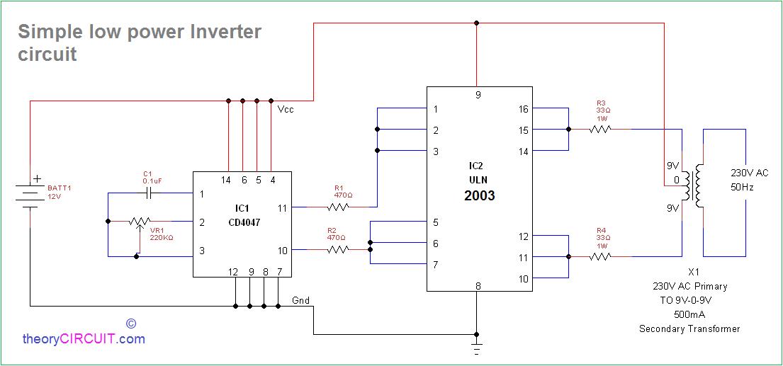 Brilliant Simple Inverter Circuit Electronic Design Basic Electronics Wiring Wiring Cloud Hisonepsysticxongrecoveryedborg