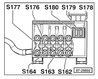 Magnificent Vw Mk4 Fuse Box Wiring Diagram Wiring Cloud Monangrecoveryedborg