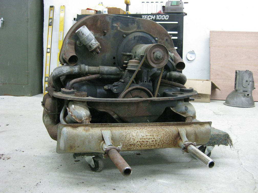 Sensational The Dissection A Vw Engine Popular Science Wiring Cloud Xortanetembamohammedshrineorg