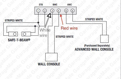 Dk 2077 Overhead Door Rsx Wiring Diagram Wiring Diagram