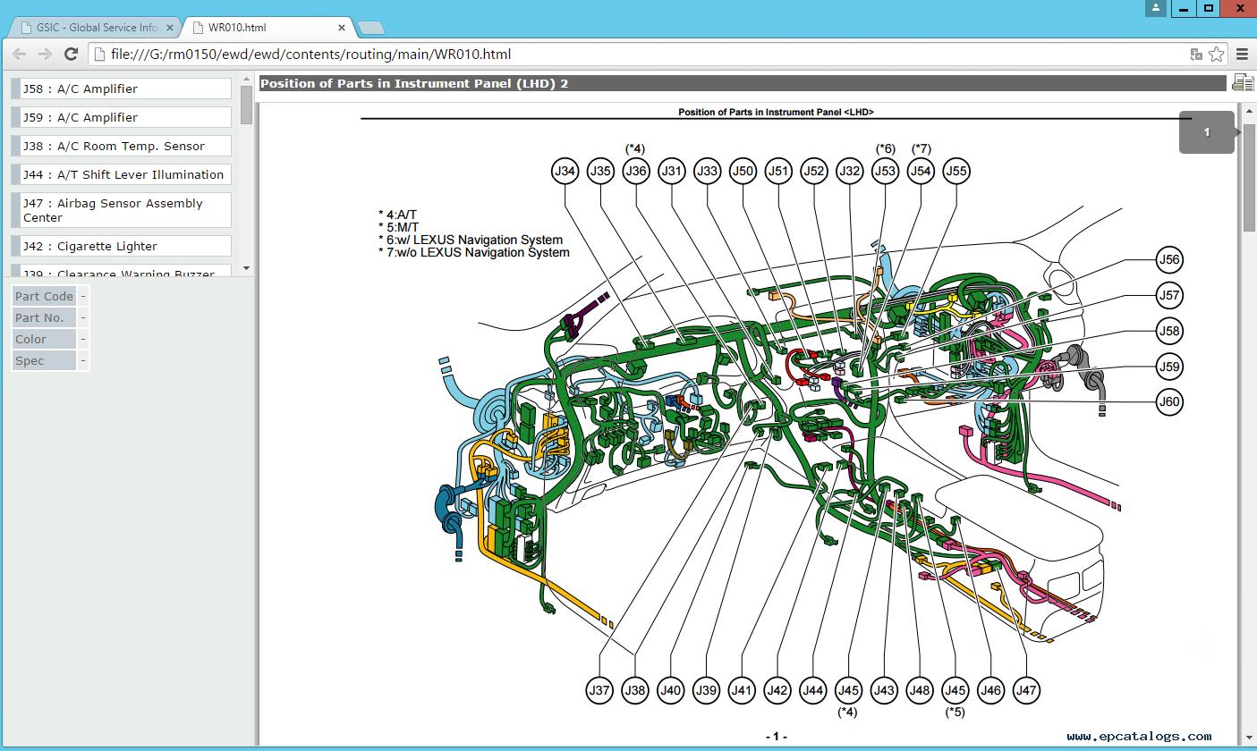 Astonishing Wiring Diagram Lexus Is 250 Basic Electronics Wiring Diagram Wiring Cloud Rineaidewilluminateatxorg