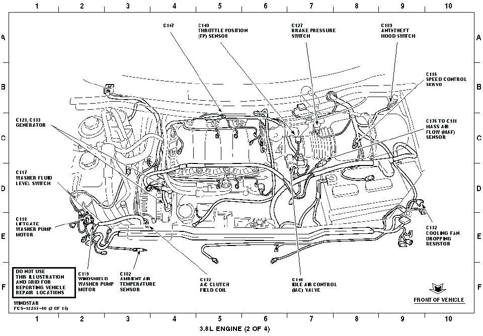 01 Windstar Wiring Diagram