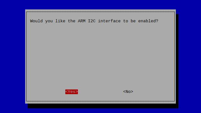 Surprising Enable I2C Interface On The Raspberry Pi Raspberry Pi Spy Wiring Cloud Mousmenurrecoveryedborg